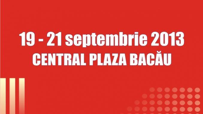 EXPOTEHNICA si SALONUL REGIONAL AL CERCETARII - Bacau 2013
