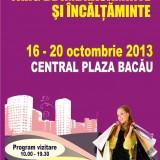 TARG BACAU OCTOMBRIE 2013