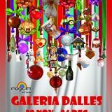 Targul cadourilor de Craciun Sala Dalles