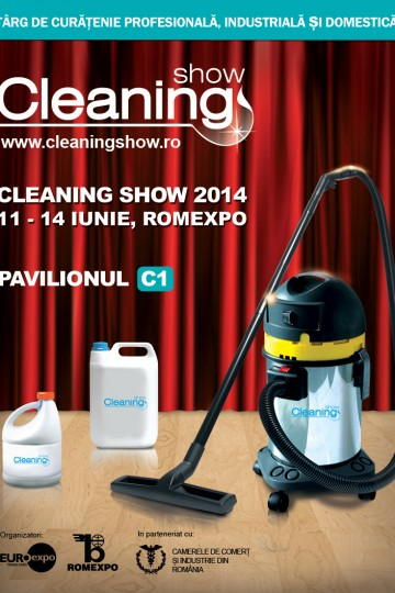 CLEANING SHOW 2014