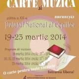 SALONUL DE CARTE SI MUZICA 2014