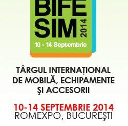 BIFE SIM 2014