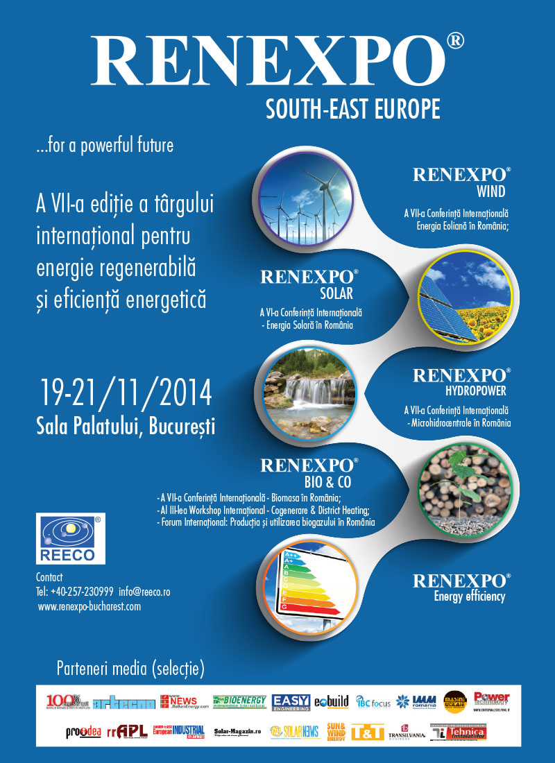RENEXPO SOUTH EAST EUROPE 2014