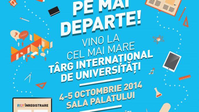 aRIUF - Targul International de Universitati