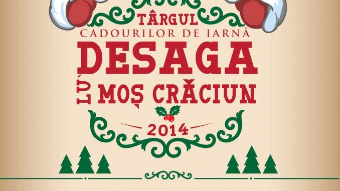 DESAGA LU'MOS CRACIUN 2014