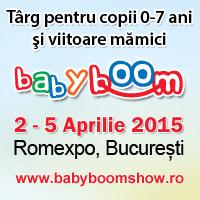 BABY BOOM 2-5 aprilie2015