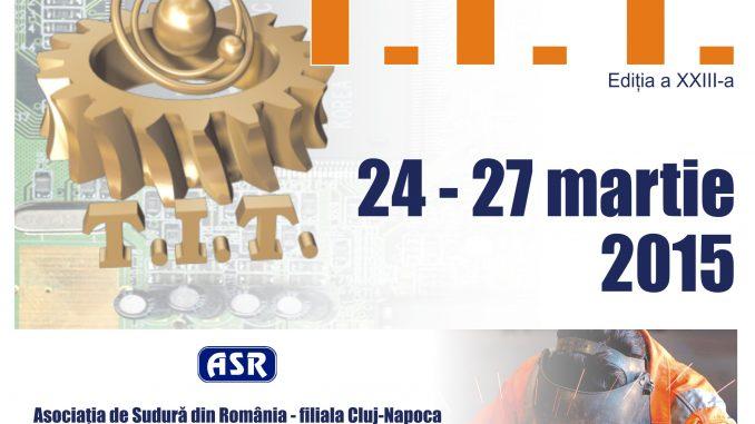 T.I.T - Targul International Tehnic - Cluj Napoca