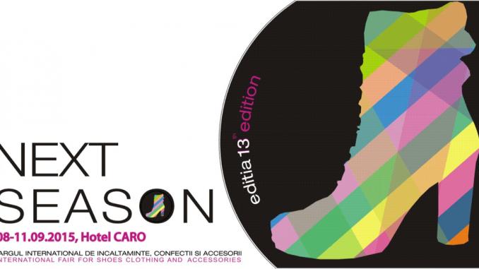 Targul International de Incaltaminte, confectii si accesorii din piele - Next Season