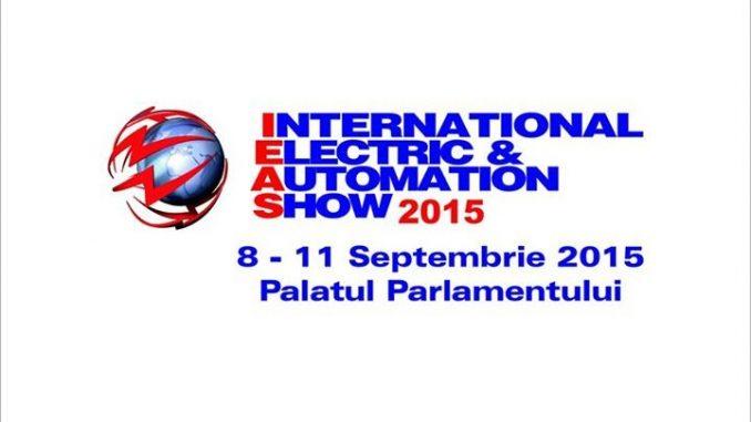 IEAS 2015 - 8-11 septembrie
