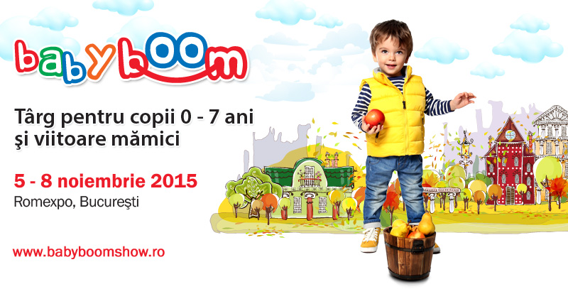 BABY BOOM SHOW 2015