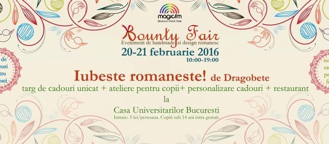 Bounty Fair - Editia de Dragobete