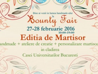Cover Martisor-Bounty Fair