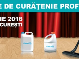 Cleaning Show 2016 / 19-21 februarie, Romexpo