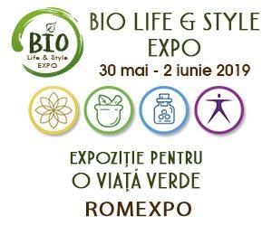 Afis BIO LIFE & STYLE EXPO 2019