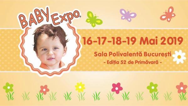 BABY EXPO, ediția 52, de primăvară - 2019