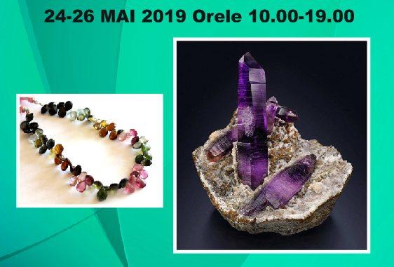 Afis Mineral Expo Braşov 2019