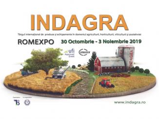 Banner INDAGRA 2019