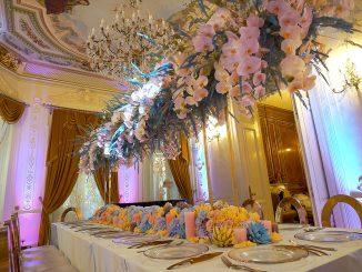 Aranjamente florale pentru nunți în ton cu tendințele