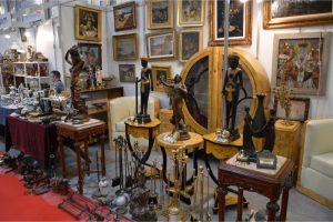 Antique Market - târg de obiecte de artă și antichități, la Romexpoo
