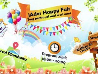 Afis jAdor Happy Fair 2019