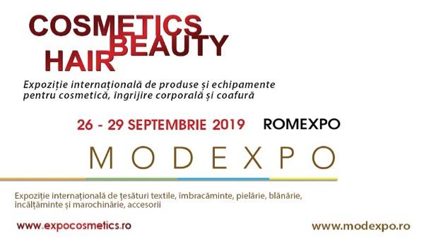 ROMEXPO evenimente dedicate frumuseții și modei