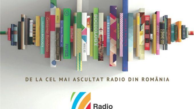 Afis Târgul Gaudeamus Radio România, ediția a XXVI-a,la Romexpo