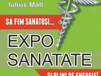 Expo Sanatate / Iulius Mall Timisoara