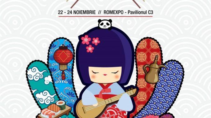 Afis Asia Fest a VII-a ediție, la Romexpo